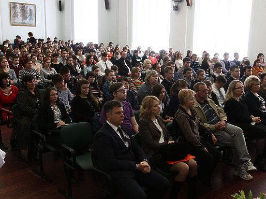 Курские школьники посоревновались в знании истории российского предпринимательства