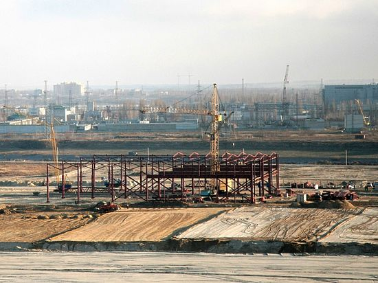 Основа будущего. Продолжаются работы подготовительного периода на площадке сооружения Курской АЭС-2