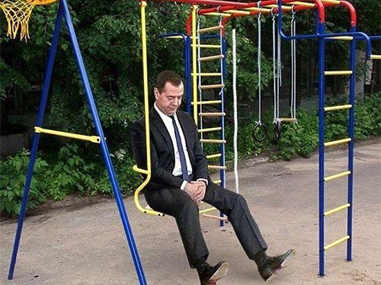 Медведев пообещал сделать легче жизнь садоводов