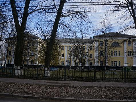 Детская поликлиника в екатеринбурге в центре