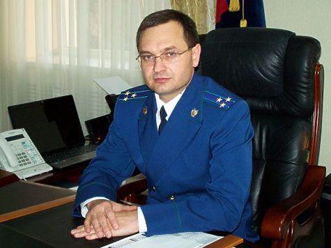 В Курской области сменится прокурор