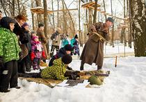 23 февраля: программа Дня защитника Отечества в московских парках