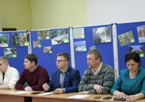 Общественники дали старт проекту «Эко-лесопарк Шуклинка»