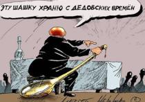Скандальное назначение курского  атамана