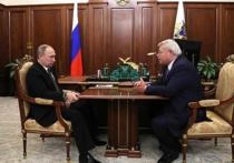 Судьба Томской области предрешена