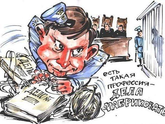 Следователь ЦАО Курска Виталий Киршенман продолжает возбуждать уголовные дела из воздуха