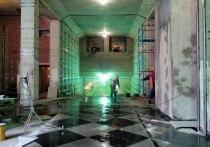 Вентиляторы на строящейся станции метро «Рассказовка» сравнили с ураганом «Ирма»