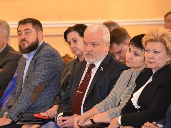 К работе приступил к работе новый состав Курского городского Собрания 6-го созыва