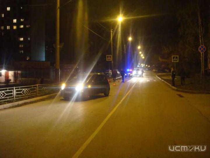 ВоМценске 15-летний ребенок оказался под колесами автомобиля