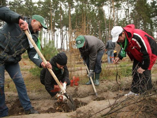 Курская АЭС задавала тон экологическому движению региона